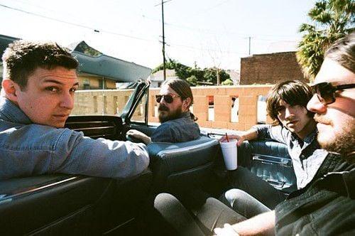Review: Arctic Monkeys at the Murat