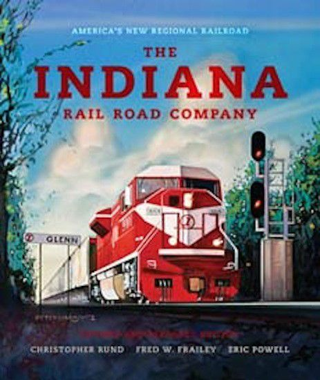 New books on Indy railroads, past and present