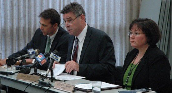 Chilly climate at emergency Election Board meeting