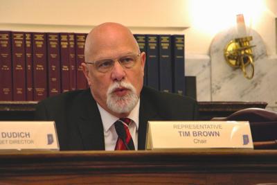 Rep Tim Brown