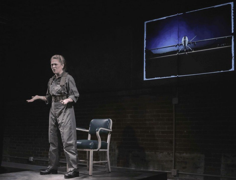 Review: Cardinal Stage Company's Grounded
