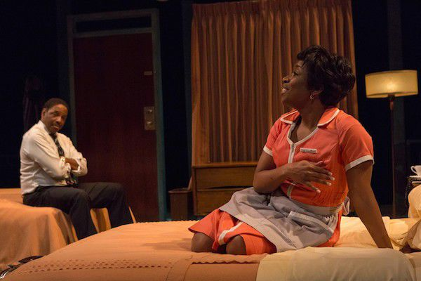 The Mountaintop at Indiana Repertory Theatre