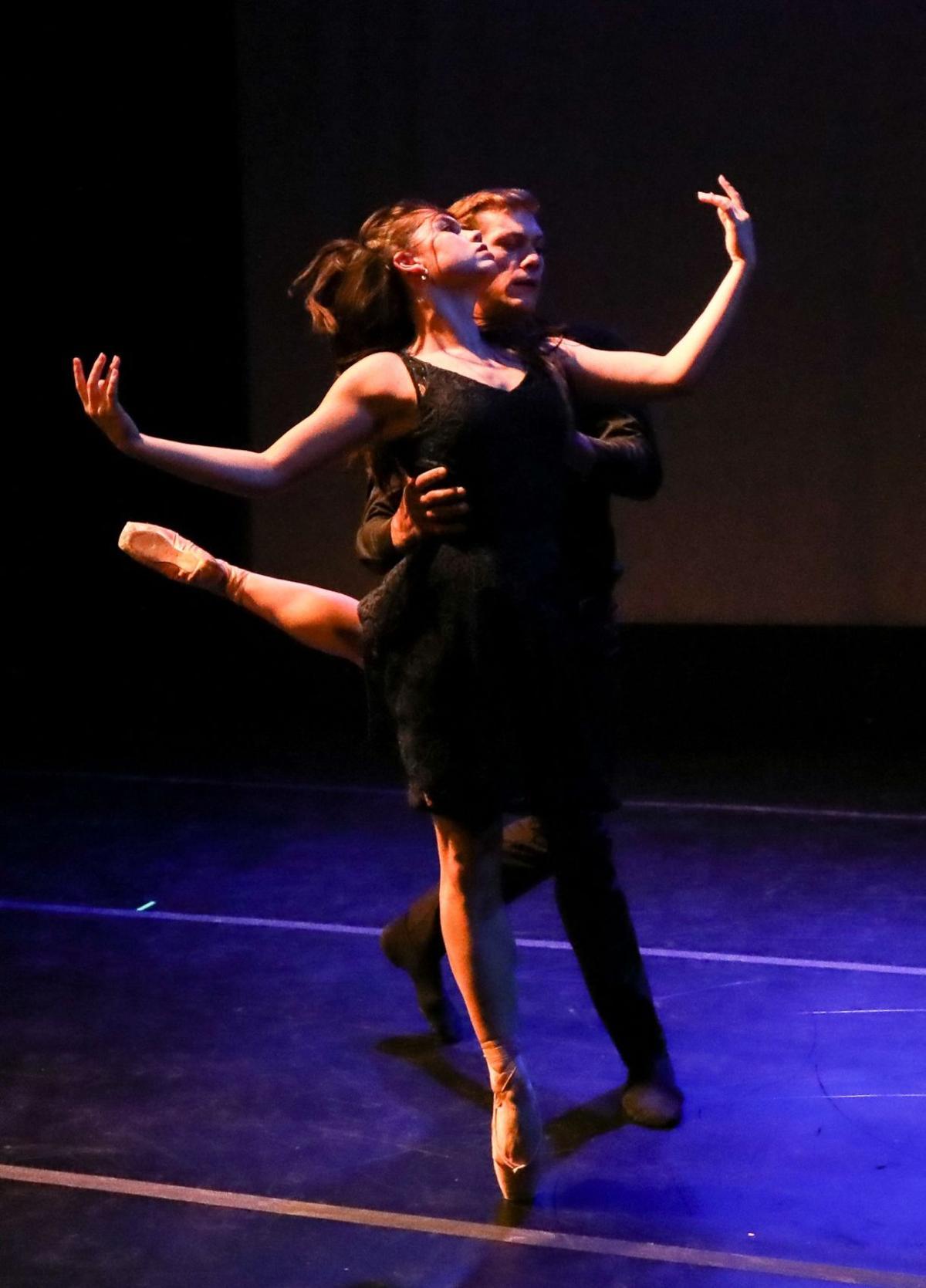"Rowan Allegra & Shea Johnson ""A New Normal"" - Choreography by Kristin Toner"
