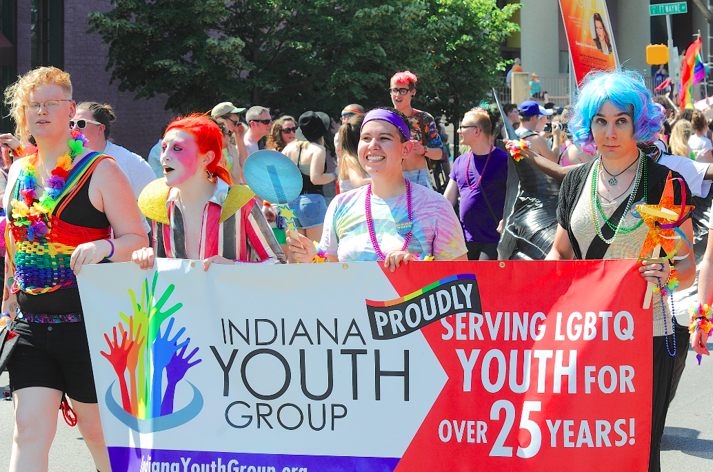 Gay pride indianapolis in