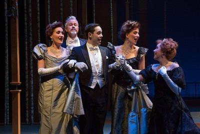 Review: A Little Night Music at the IRT