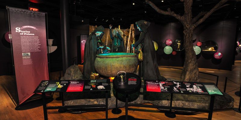 The Power of Poison at the Indiana State Museum