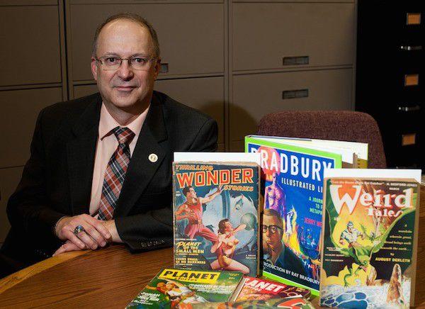 Banned Books Week: Q&A with Bradbury expert Jonathan Eller