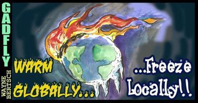 Gadfly: Global warming