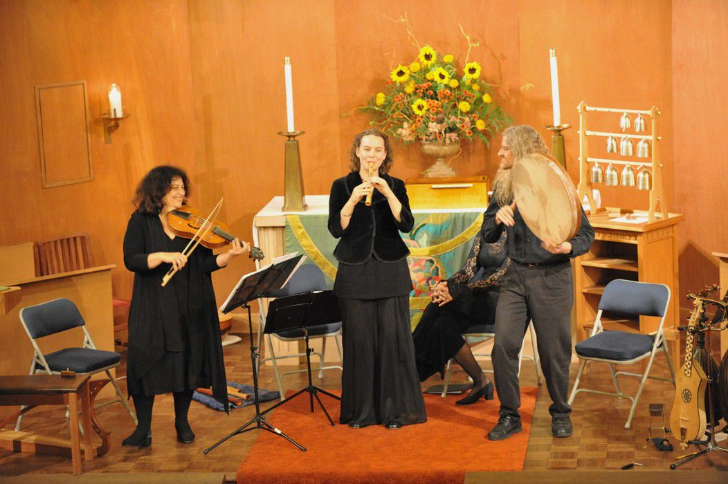 Review: Early Music Festival Program No. 5