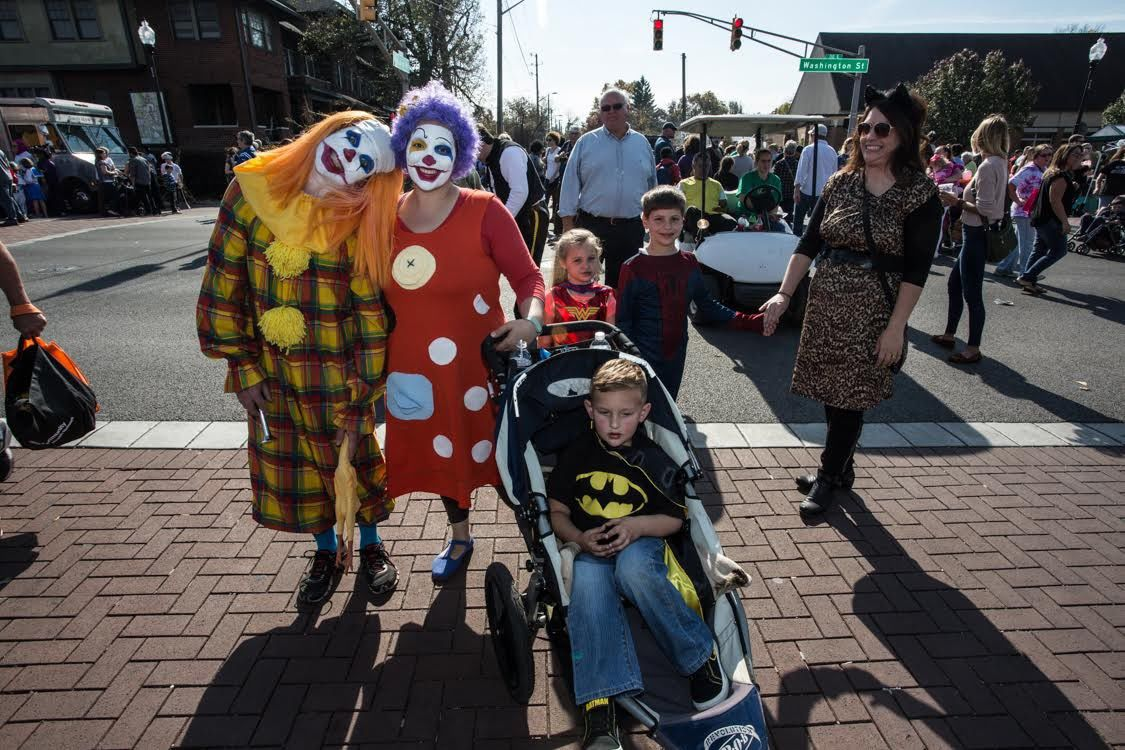 55 perfect shots from the Irvington Halloween Festival | Slash ...
