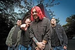 NUVO Interview: Dale Stewart of Seether