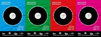 RSD Watch: Jurassic Pop's live Winslow tape