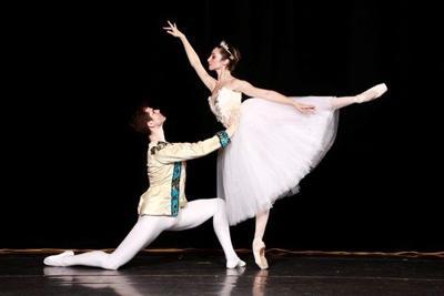 Butler Ballet's Cinderella at Clowes