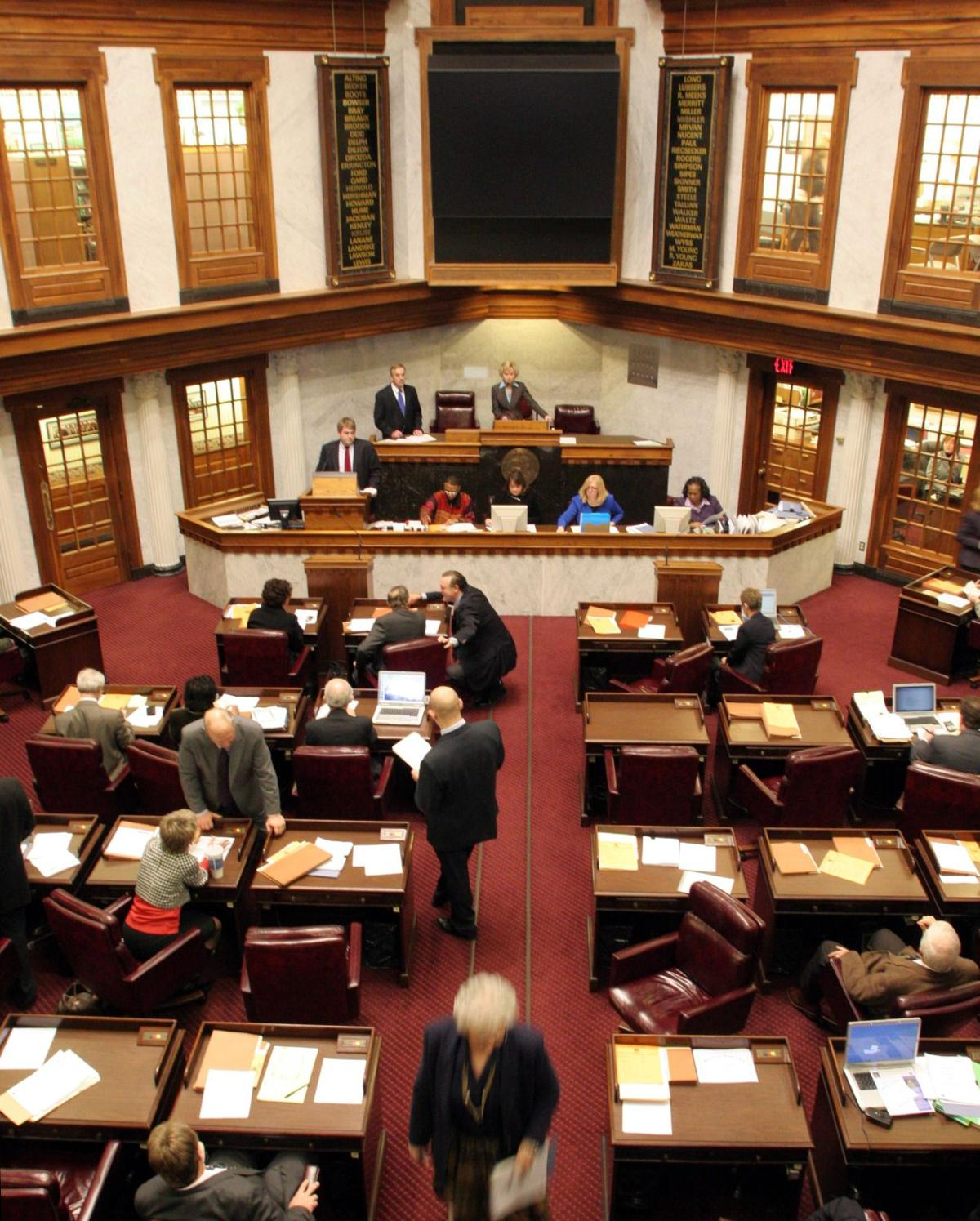 State budget passes