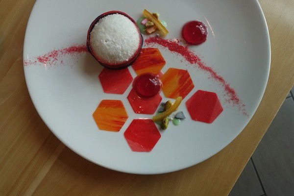 What Cerulean's pastry chef can do with junk-food snacks