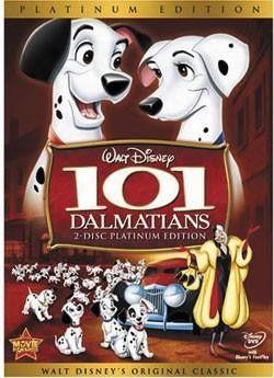 101 Dalmations: Two-disc platinum edition
