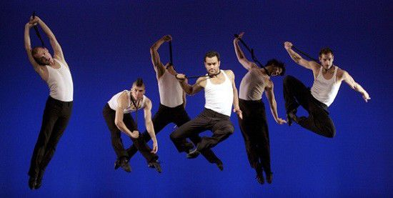Review: Bad Boys of Dance