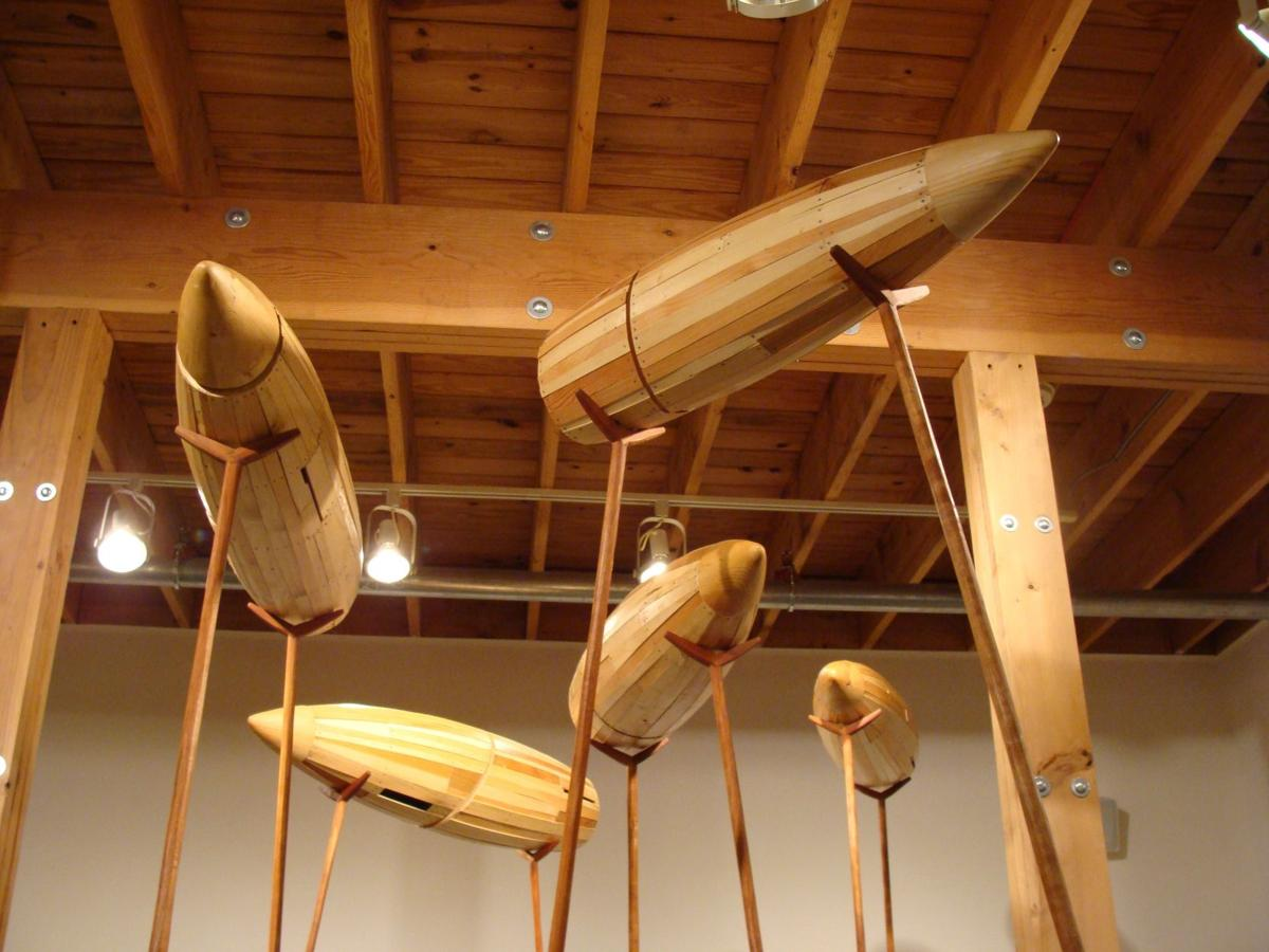 Objects by Ray Duffey