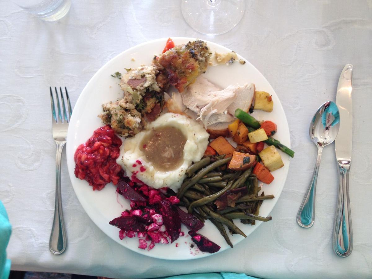 Thanksgiving, upcycled