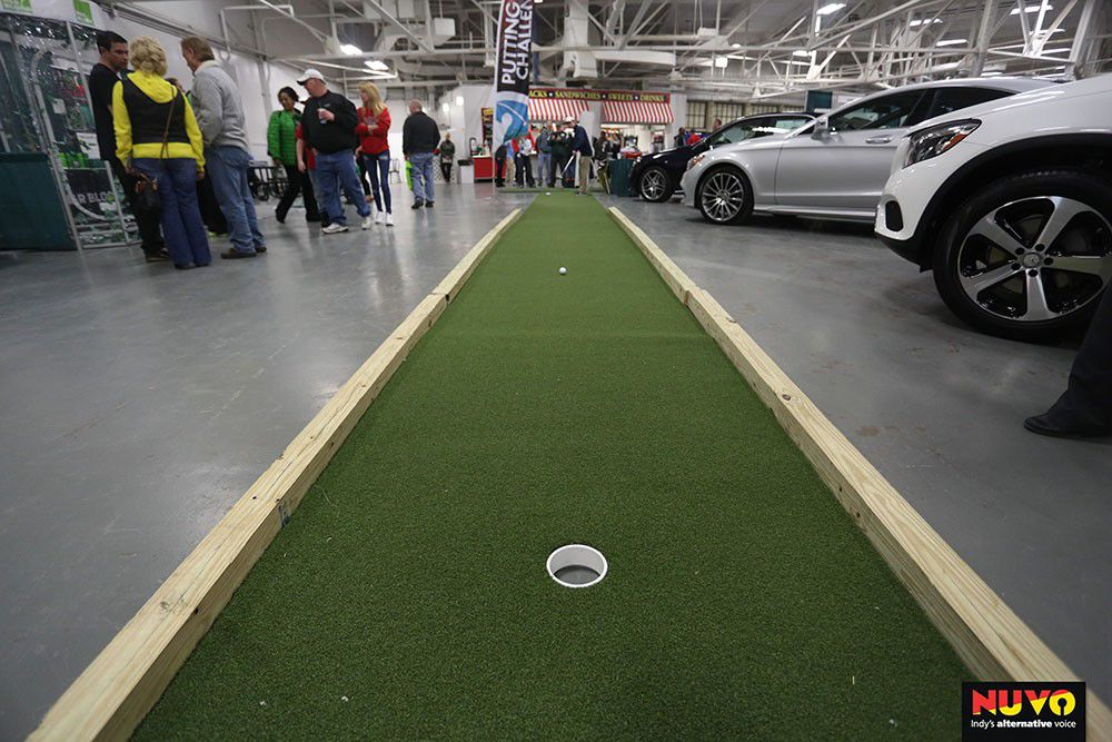 Slideshow: Indy Golf Expo