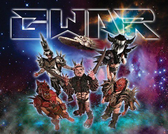 Seven lessons from my first GWAR show