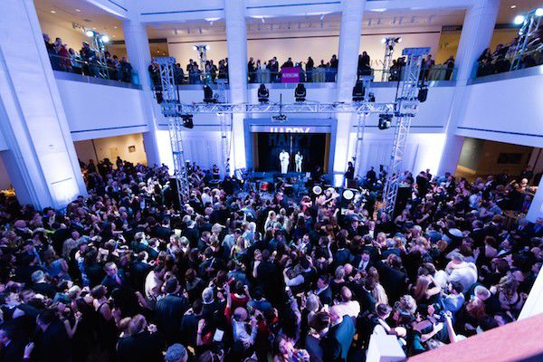 New Year's Eve at the IMA