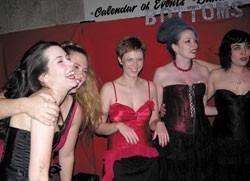 Bottoms Up Burlesque