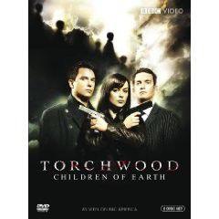 """""""Torchwood: Children of Earth"""" on DVD"""