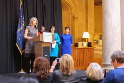 Hoosier Women Moving Forward
