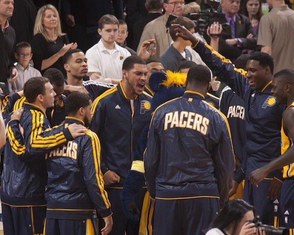 Time Out with Pacers Coach Frank Vogel