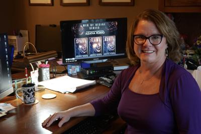 Meet Aleatha Romig: A Hoosier, New York Times bestselling author of 30 books