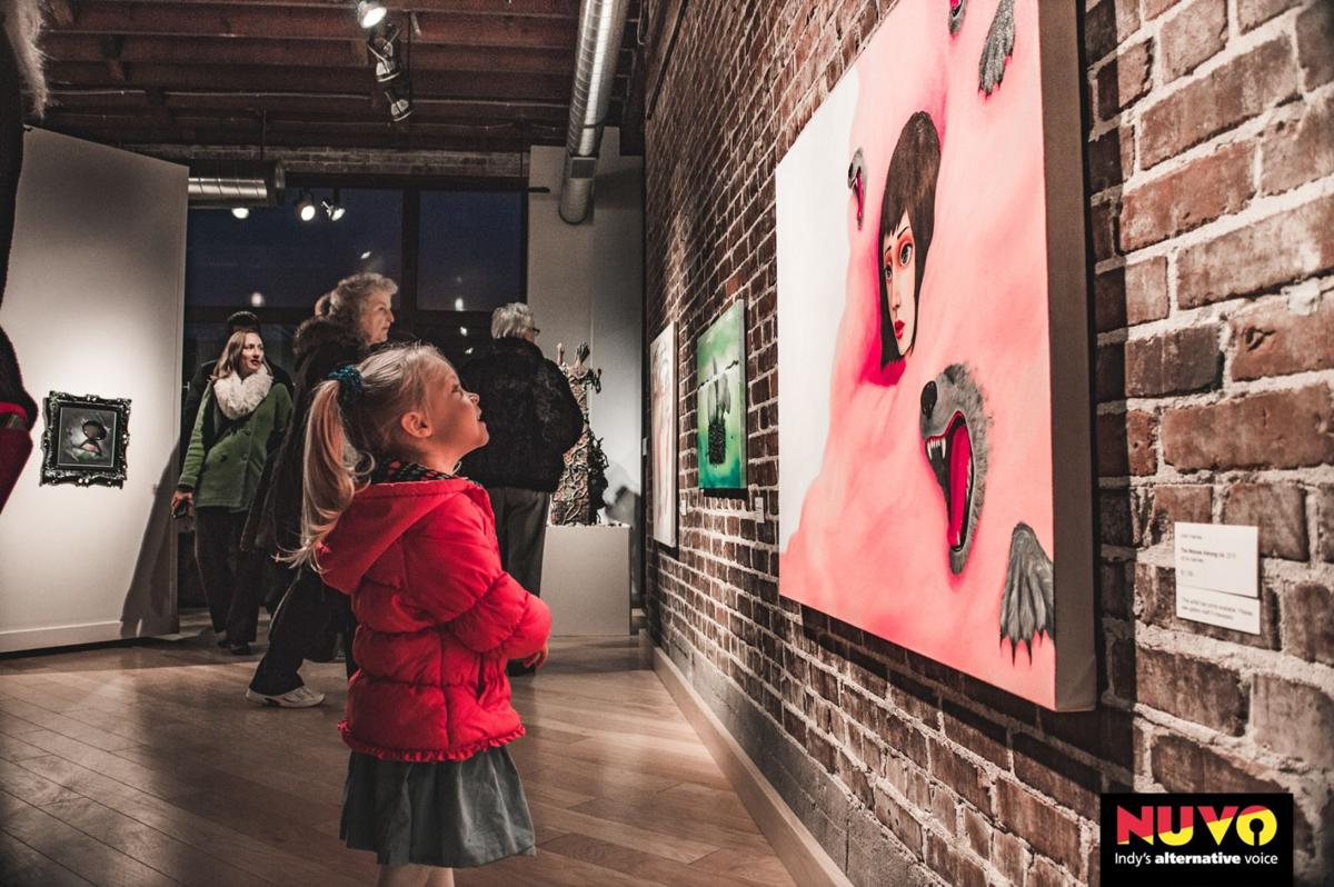 Slideshow: IDADA's February First Friday Art Gallery Tour