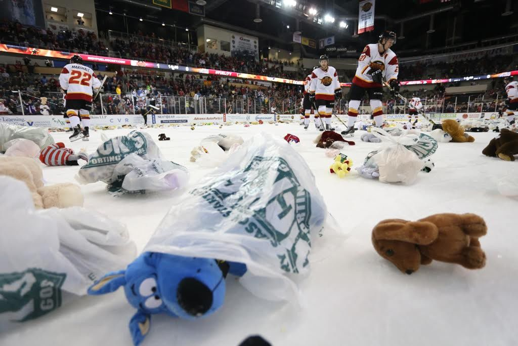 "Fuel ""Teddy Bear Toss"" = PLUSH TOY MADNESS"
