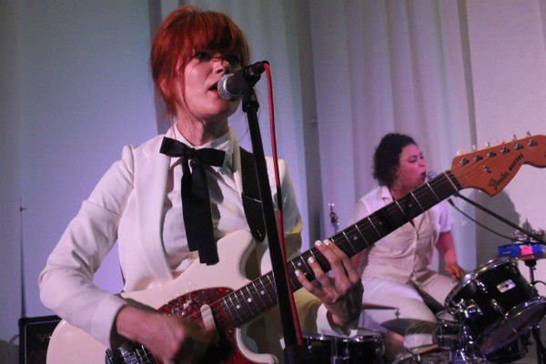 Slideshow: Thee Tsunamis Record Release Show