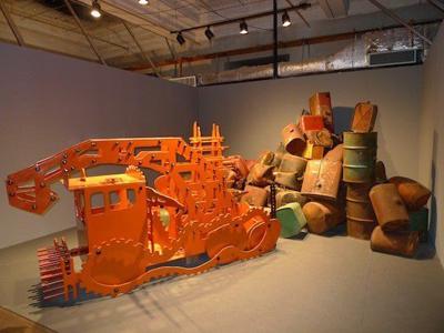 Top Five of 2012: Visual Arts