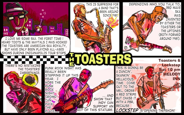 Barfly: The Toasters