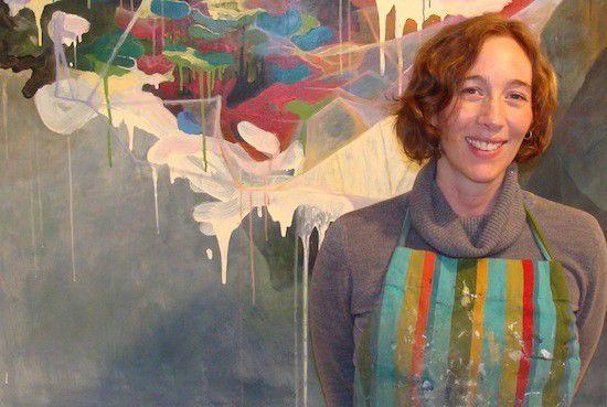 Artist profile: Susan Hodgin