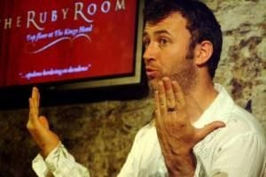 Web exclusive: Irish native tries his luck at American comedy