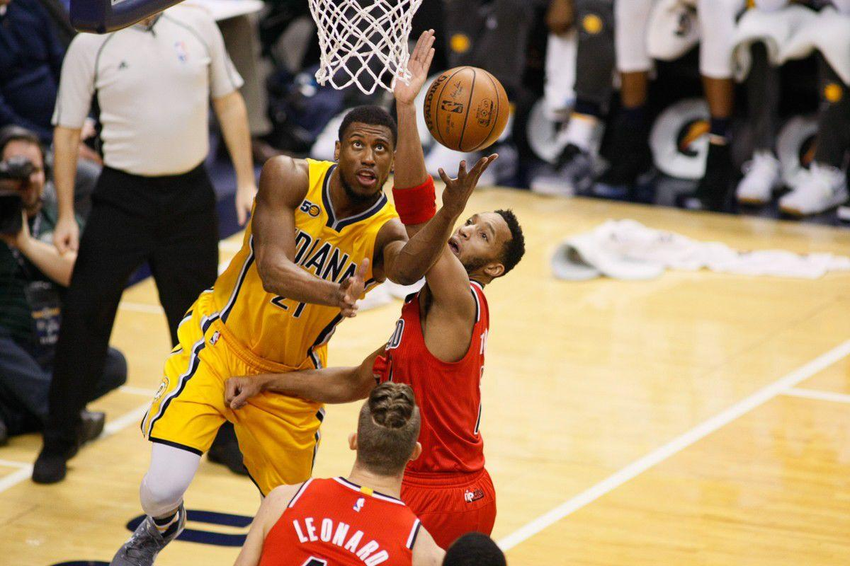 Paul George caps Pacers rally over Blazers