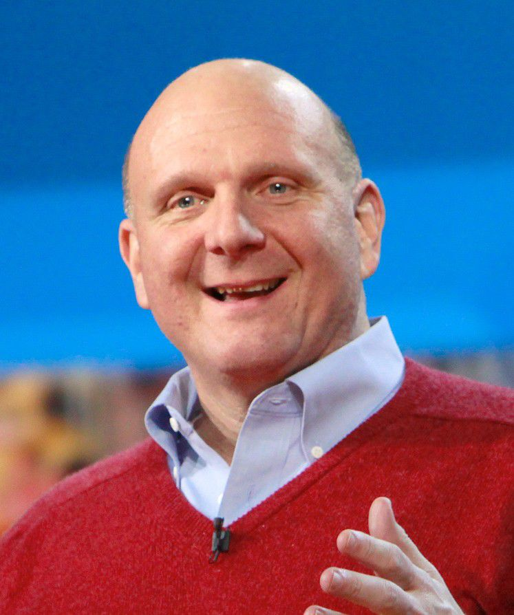 Ballmer buys Clippers