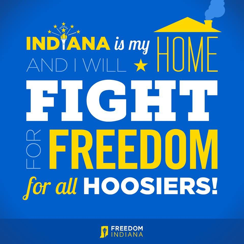 Fight for rights for LGBT Hoosiers continues in 2016