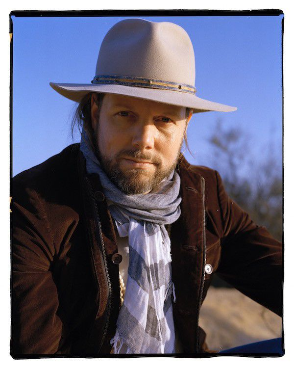 Black Crowes' guitarist Rich Robinson at The Warehouse