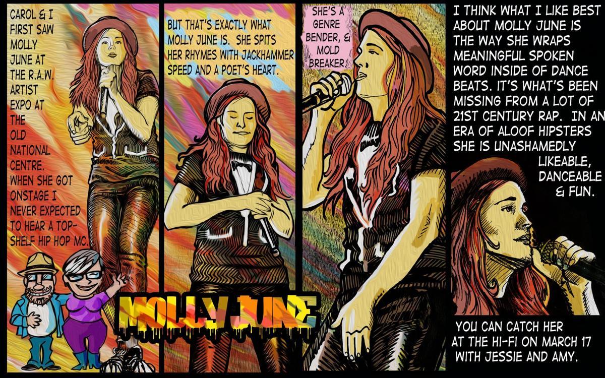 Barfly: Molly June