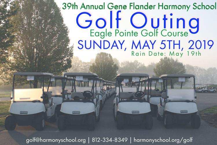 Harmony School Golf Outing 2019