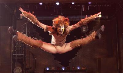 'Cats' at Beef and Boards (review)