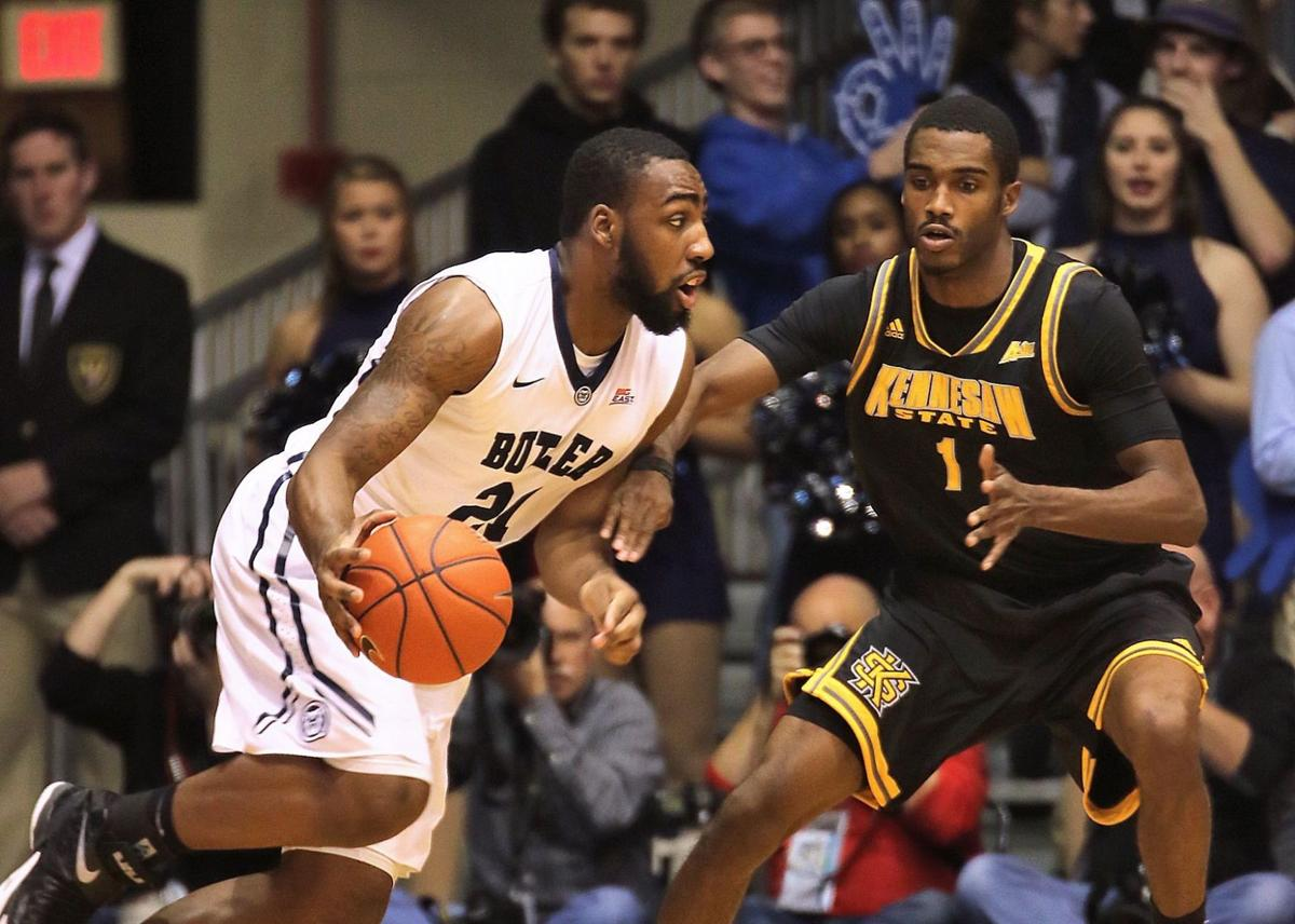 Fifteenth-ranked Butler hammers Kennesaw State