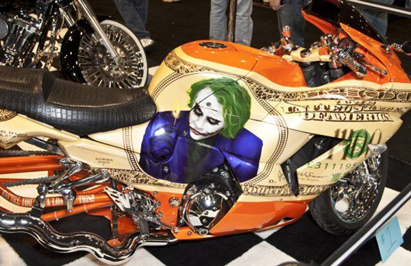 Slideshow: 21st Annual Motorcycle Expo