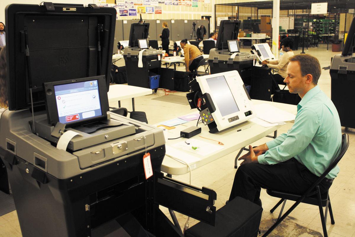 Voting Machines Test