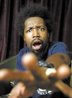 Afroman blazes B-town