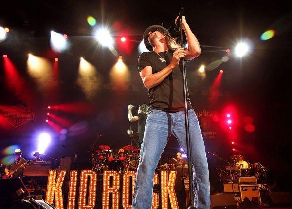 Slideshow: Kid Rock, ZZ Top, Uncle Kracker